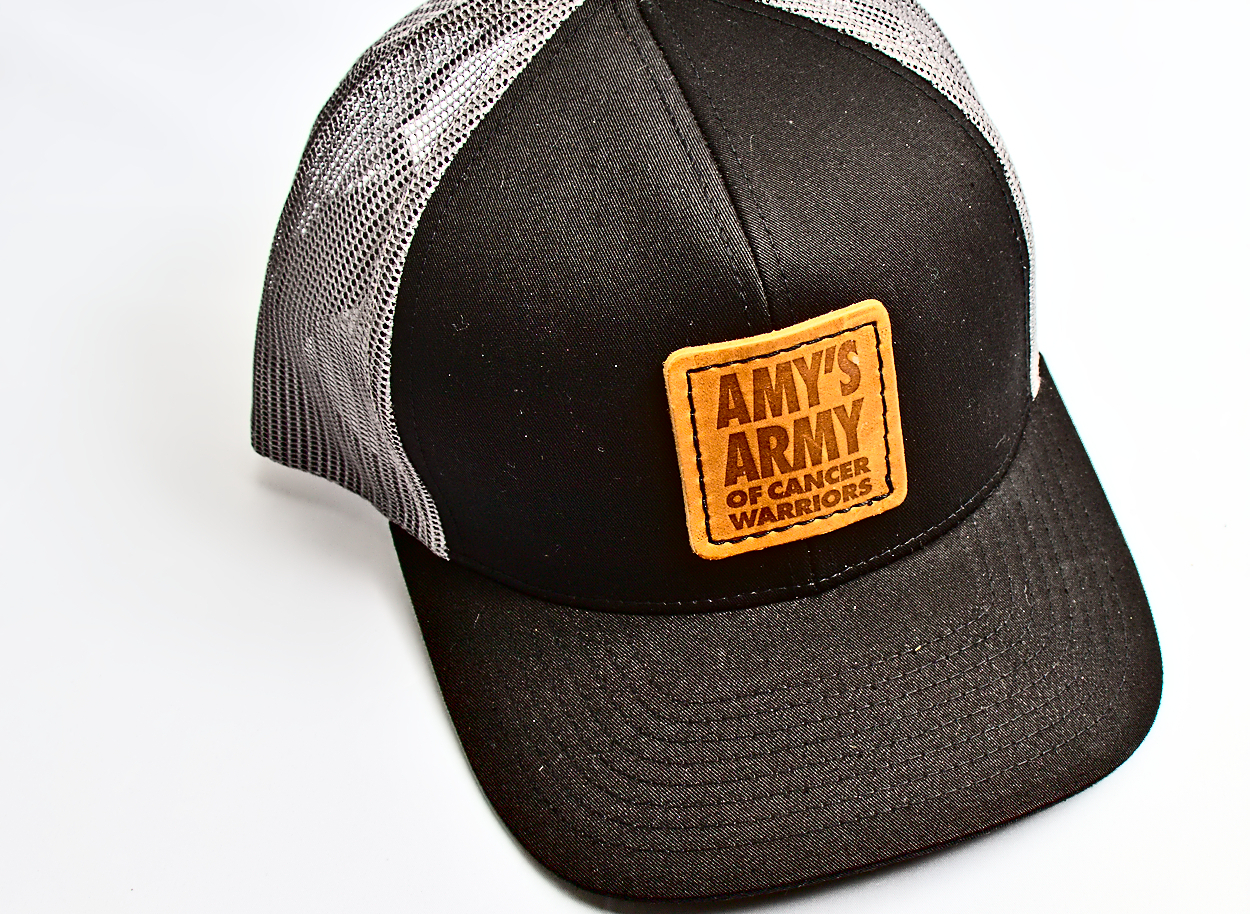 623fc42d67d Amy s Army Trucker Hat – Amy s ArmyRVA